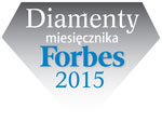 Diament Forbesa 2015