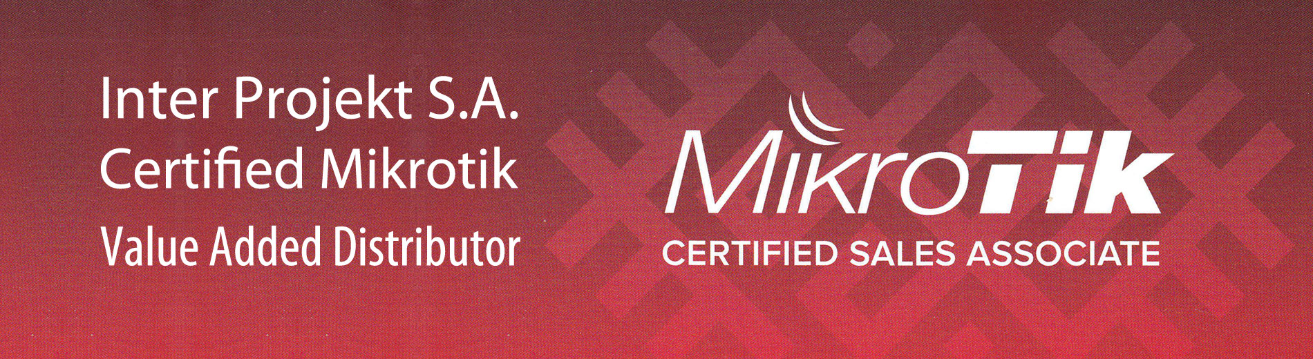 Mikrotik Certified Sales Associate