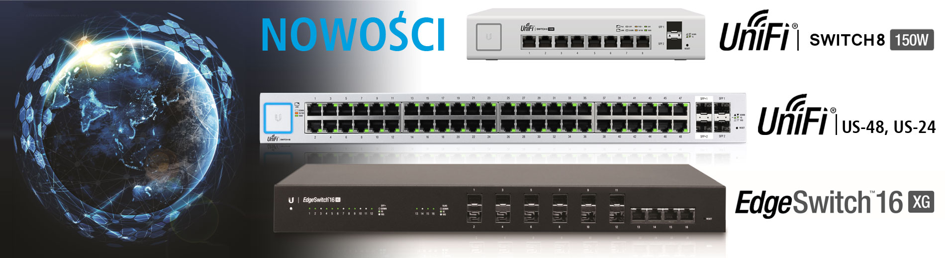 Ubiquiti switch